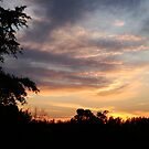 Easter Sunset by Jessie Harris