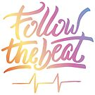 Follow the beat in colors by premedito