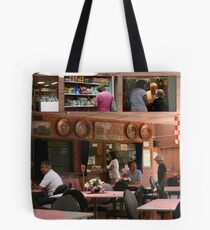 "My ""gig"", in FrenchsForest- the Neerlandia Club.  Tote Bag"