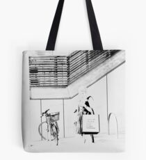 Market Lane Coffee Tote Bag