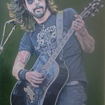 Foo Fighter by MarinaC41