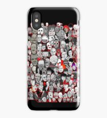 Titans of Horror iPhone Case
