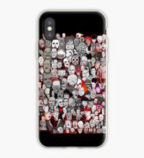 Titans of Horror iPhone Case