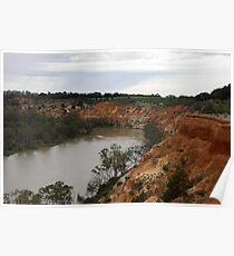 Murray River, Renmark, S.A Poster