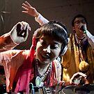 LaikiLaiki & DJ Shabu Shabu by boudidesign