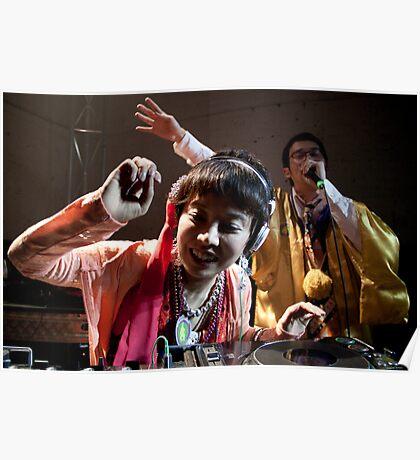 LaikiLaiki & DJ Shabu Shabu Poster