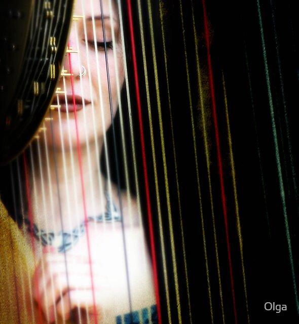 Damsel by Olga
