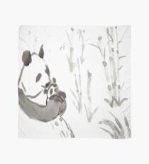 Panda Sumi-e  Scarf