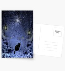 Frostar Midnight Postcards