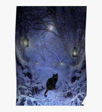 Frostar Midnight Poster