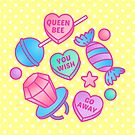 Candy Queen by jadeboylan