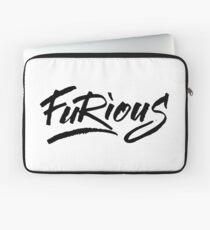 Furious! Laptop Sleeve