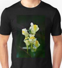 Butter-and-Eggs Wildflower - Linaria vulgaris Unisex T-Shirt