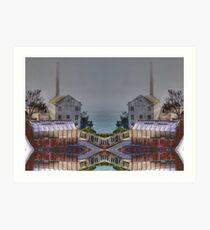 Alcatraz - Power Plant (Double Vision/Mirror) Art Print