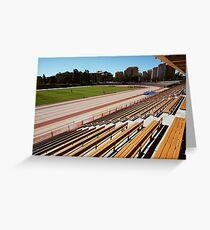Stadium Greeting Card