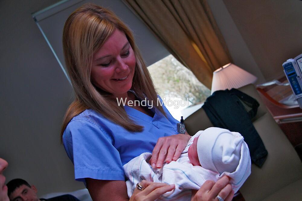 Head Nurse by Wendy Mogul