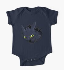 Night Fury Kids Clothes