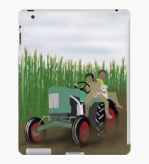 Johnny iPad Case/Skin