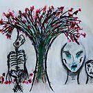 Death Fruit... by C Rodriguez