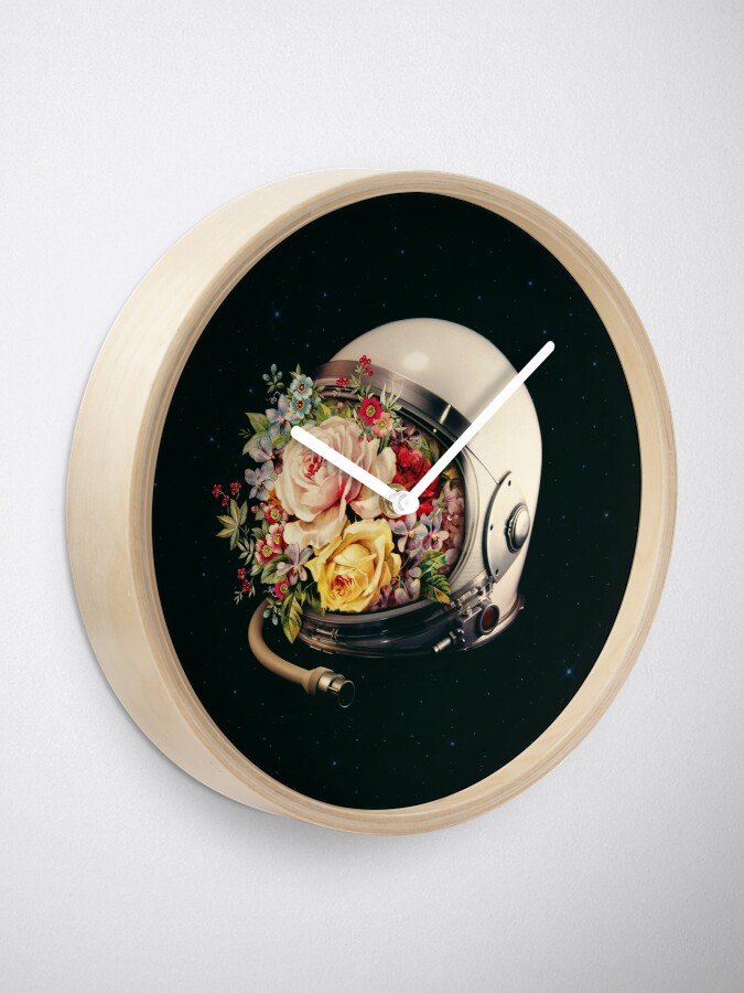 Alternate view of In Bloom Clock