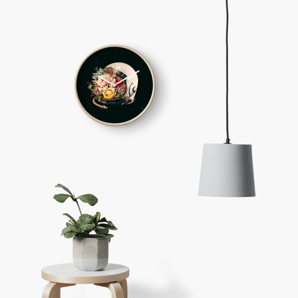 In Bloom Clock
