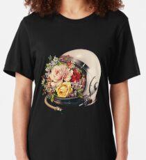 In Blüte Slim Fit T-Shirt