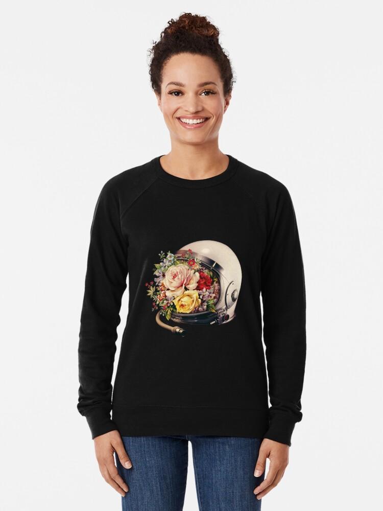 Alternate view of In Bloom Lightweight Sweatshirt