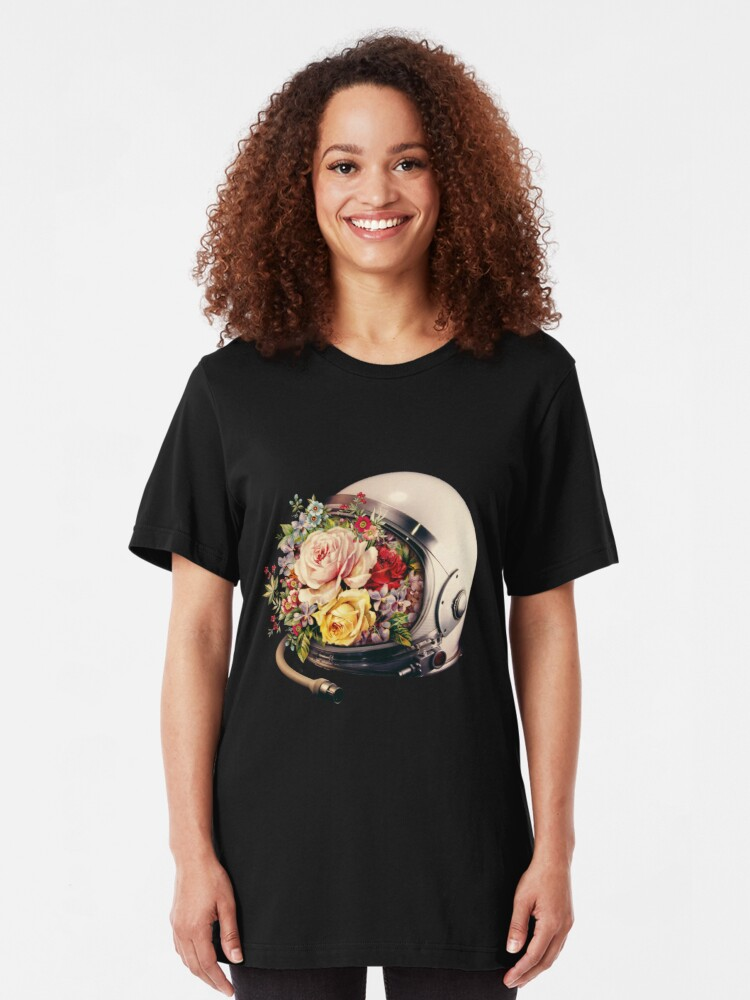 Alternate view of In Bloom Slim Fit T-Shirt