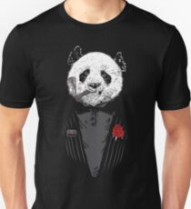 D panda godfather T-Shirt