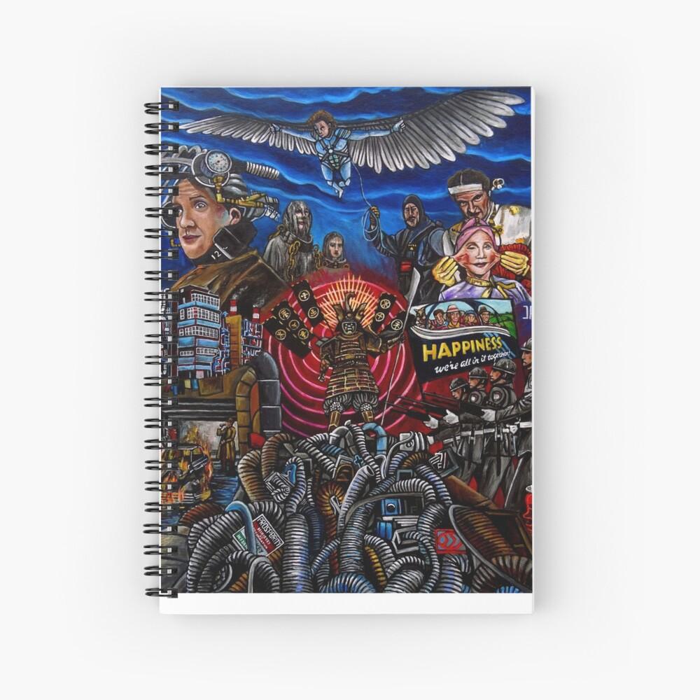 Brazil Cuaderno de espiral