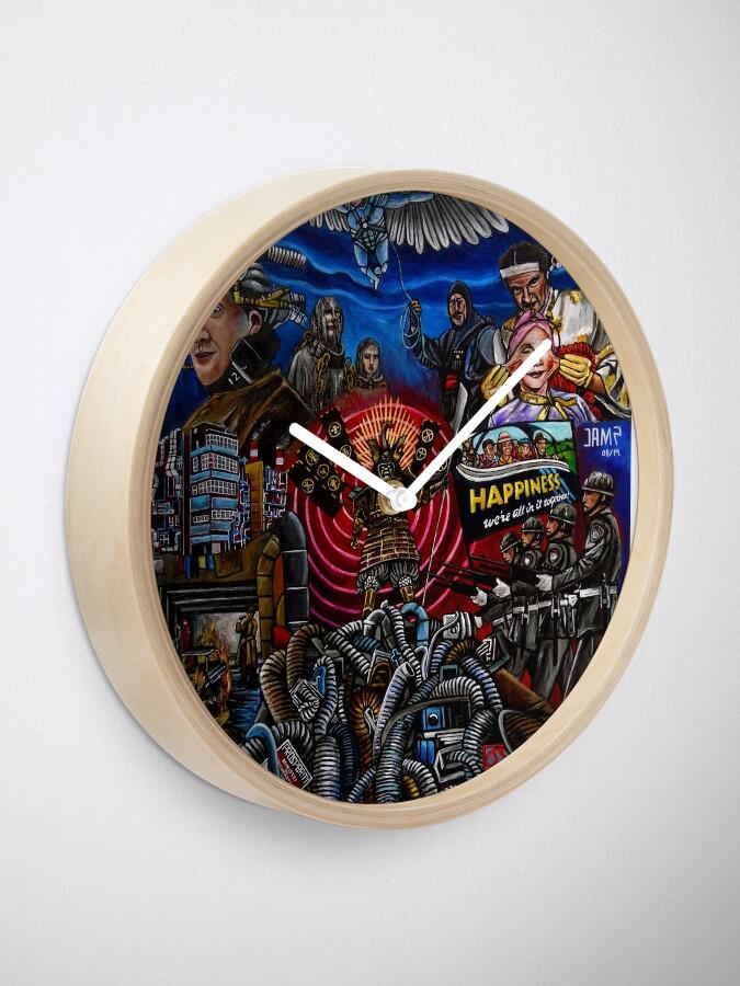 Vista alternativa de Reloj Brazil