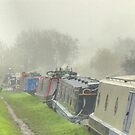 Blisworth - Grand Union Canal by SimplyScene