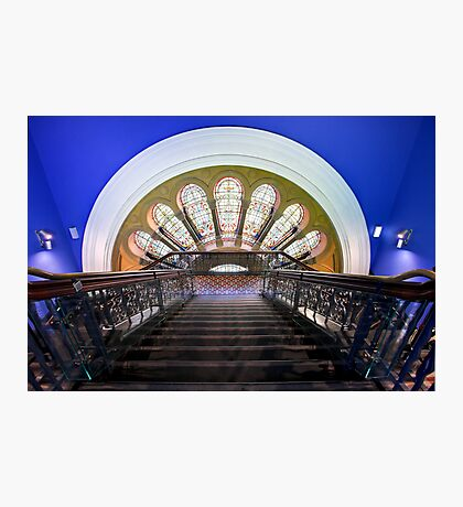 Ascending to Retail Heaven Photographic Print