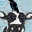 Cows Crows and Prose -TR by Strauberry1984