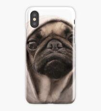 COOL PUG DOG - HIP HOP STYLE iPhone Case/Skin