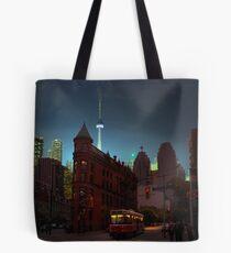 Metropolitan Life Tote Bag