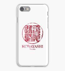 Kobayashi Porcelain iPhone Case/Skin