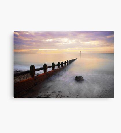 Rustington Seafront Metal Print