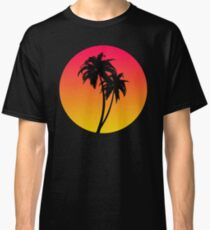 MASTER OF THE MIAMI SUNSET Classic T-Shirt