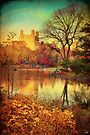 Central Park, A Vintage Fall Fantasy by Chris Lord