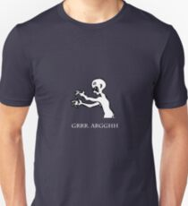 Grr. Argh. Slim Fit T-Shirt