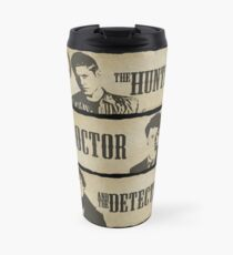 The Hunters, The Doctor and The Detective  Travel Mug