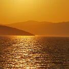 Sunset in Croatia  by Iulia  Weiss