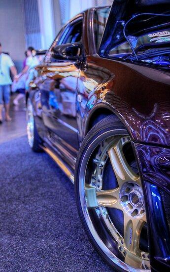 Nissan Skyline r34 GTR by TMphotography