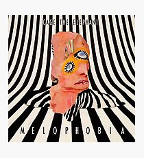 cage the elephant- melophobia  Photographic Print