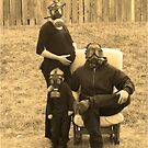Nuclear Family by Christopher Barker