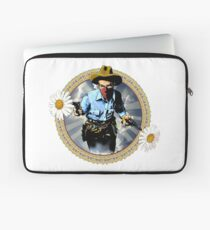 The Cowboy For Love Laptop Sleeve