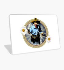 The Cowboy For Love Laptop Skin
