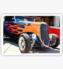 Ford Vintage Hot Rod  Sticker