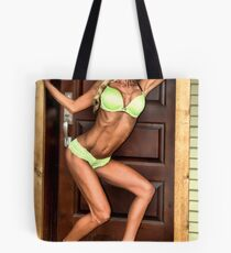 Doorframe Vogue Tote Bag